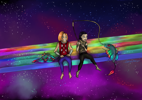 Just fishing C: by Soirema-pl