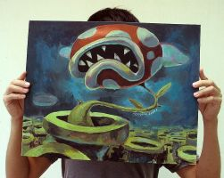 Piranha Plant by quick2004