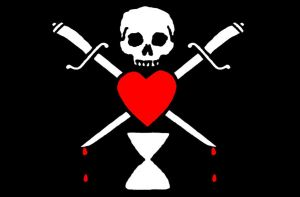 The Resurrection's Jolly Roger by James-B-Roger