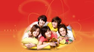 SS501 Wallpaper by katharineFord