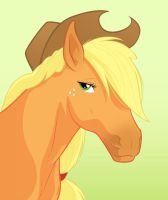 Applejack by Equestria-Prevails