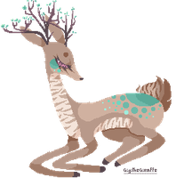 Adoptables DEER: 06 [CLOSED] by JeanaWei
