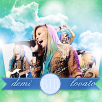 PNG Pack(8) Demi Lovato by blacktoblackpngs