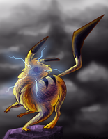Storm Bringer by CalicoNorth