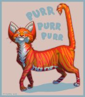 Purr purr by tigon