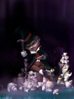 Mad Hatter by lemomekeke