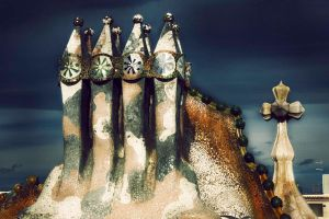 Casa Batllo no.4 by LithiumDeath