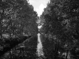 Shadow Canal by AirInMotion