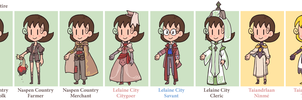 Heartblade World Fashions [Early Preview] by The-Knick