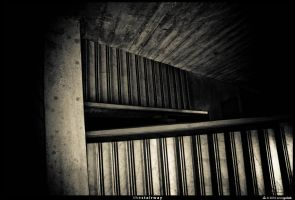 the stairway by theVolucris