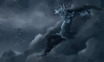 the storm sage by Xera-Phin