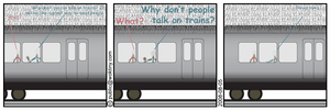 Comic 54 - Trains by woktiny