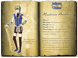 Hadrian Austin by IC-Project