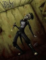 Johnny the Homicidal Maniac by ulitomamon