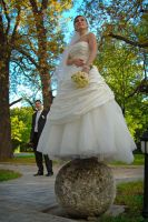 wedding monument by wedding-photo