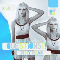 Questions on my head by Letsgomiley