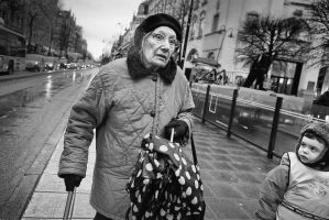The Old Lady by sandas04