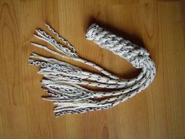 nylon rope flogger by were-were-wolfy
