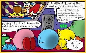 This is the Kirbies night by LazyAsHell