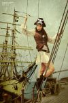 Ajeng The Pirates by ShandyRp