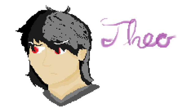Theo by swirlytastic