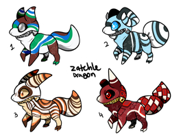 Zatchle Adopts! (open) by onigiryStuff