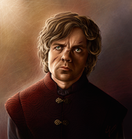 Tyrion Lannister by hello-ground