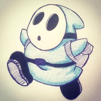 Shy guy request by XSlappyTheDummyX