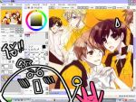 WIP: Ouran magic by mixed-blessing