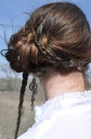 Steampunk Hair Stock I by kndrwllmsn