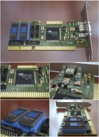 Ancient VGA Card (based on CL-GD5401) by pnn32
