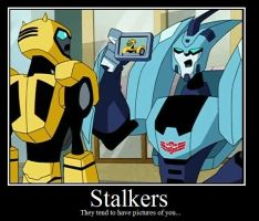 Stalkers by clipchip