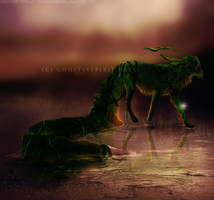 Walk me home by ghostlyspirit