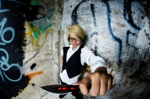 APH America Cosplay 2 by TheTwistedWonderland