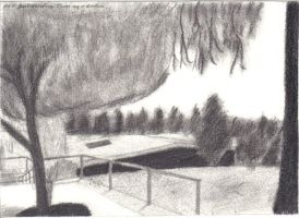 Landscape with Inclined Plane by MU-Cheer-Girl