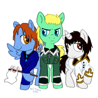 MLP Hetalia: Axis Powers by xXCystalTheWolfXx