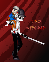 Bro Strider by Bon-J