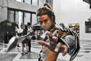 YASUO_1 by sonicJKevin