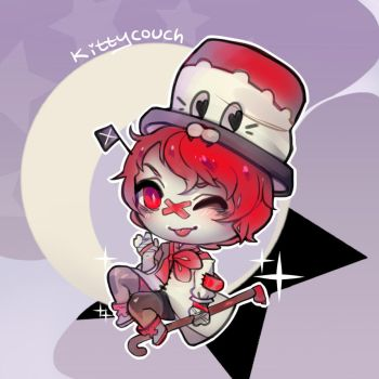 Chibi Vocaloid Fukase by KittyCouch