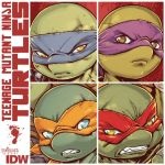 IDW TMNT by Santolouco