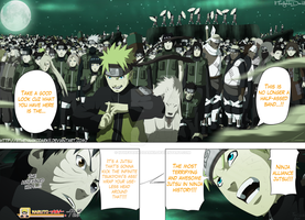 Naruto 611 The shinobi alliance by IITheYahikoDarkII