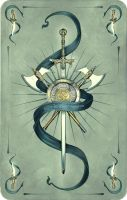 card the ace of spades_swords by inSOLense