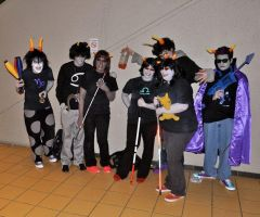 The trolls of Ohayocon 2011 by Steevmartuns