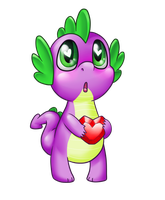 Spike Sticker Design by hirurux