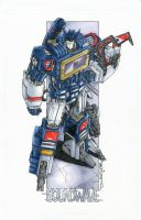 Soundwave commission colours by markerguru
