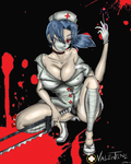 Skullgirls: The Bloody Valentine by Alphard-02