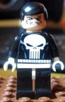 Custom LEGO Marvel The Punisher 2 by Digger318