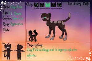 ClayPaw - Application by BIueMoon