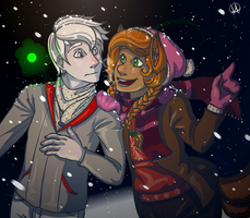 Happy Christmas Day 2013! by ColacatintheHat
