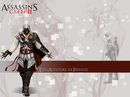 Assassin's Creed II Desktop 1 by gameover89